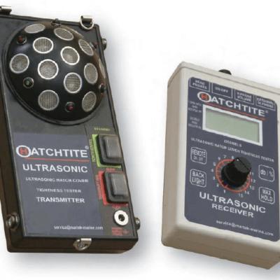 Ultrasonic Hatch test